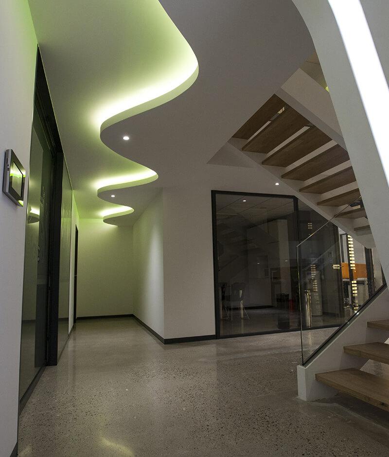 Nos réalisations éclairage LED - Lumin & Sens