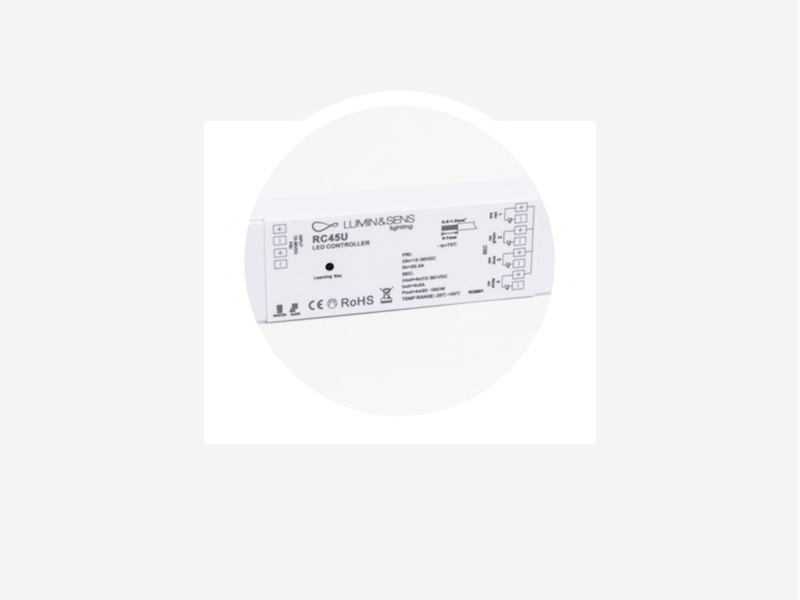 Récepteur HF 4X5A 12-24VDC