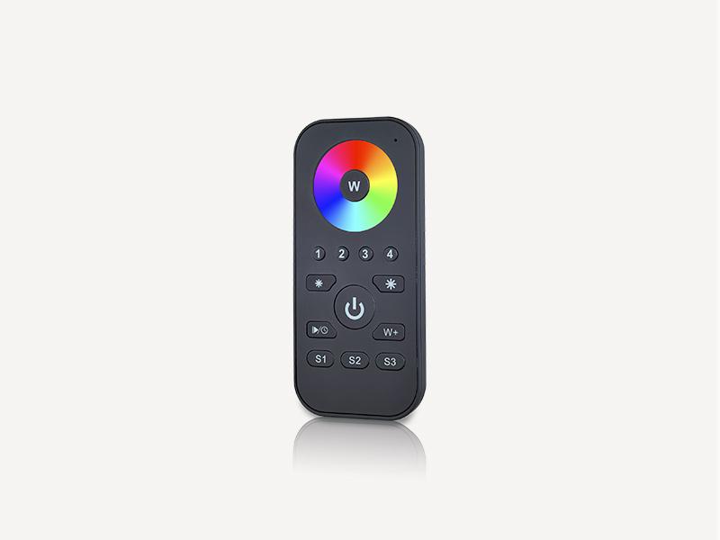 Télécommande 4 zones RGBW Émetteurs pour Ruban LED