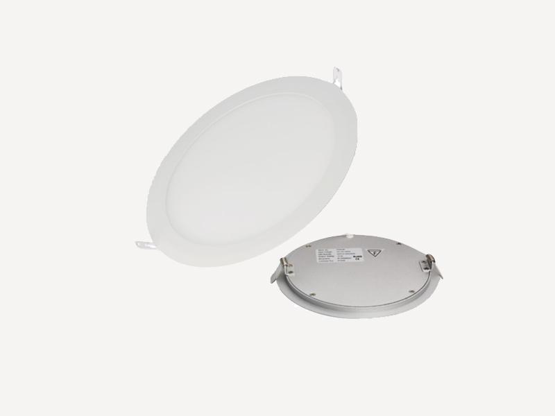 Dalle LED ronde LPRW