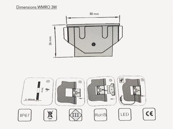 WMRO 3W
