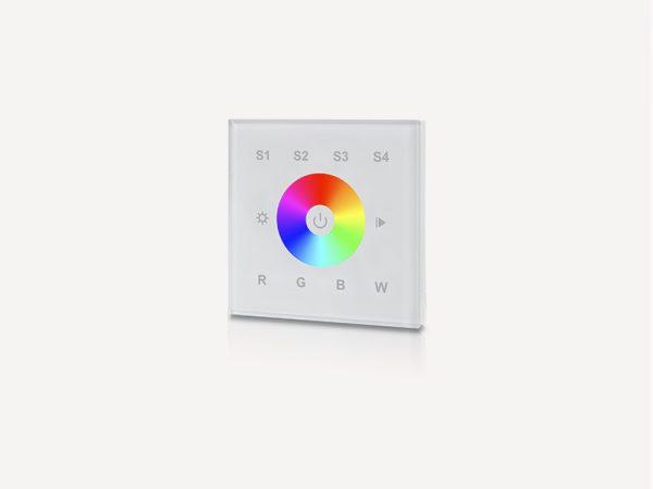 LUMPAD FILAIRE RGBW 230V