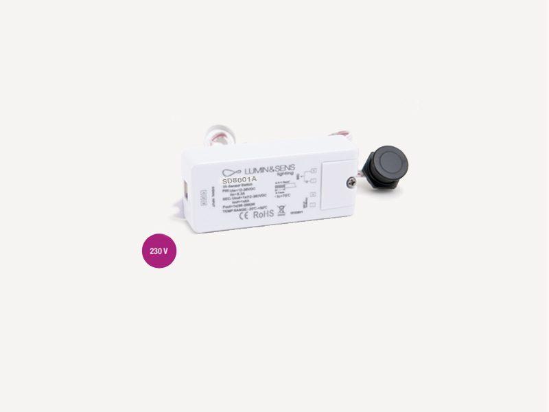Mini Interrupteur ON/OFF 230V