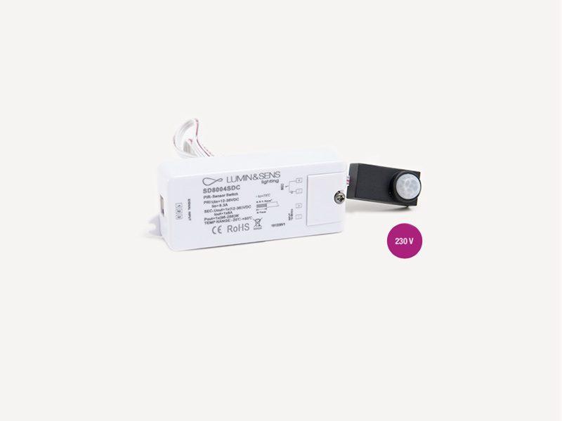Mini détecteur 230V