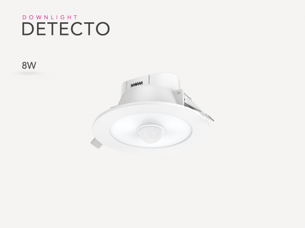 DETECTO LED LUMIN&SENS